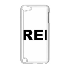 I Love My Wirehaired Pointing Griffon Apple Ipod Touch 5 Case (white)