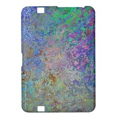 Colorful Pattern Blue And Purple Colormix Kindle Fire Hd 8 9