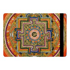 Asian Art Mandala Colorful Tibet Pattern Apple Ipad Pro 10 5   Flip Case