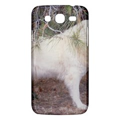 Great Pyrenees In Forest Samsung Galaxy Mega 5 8 I9152 Hardshell Case