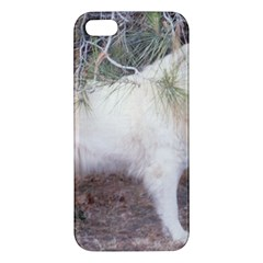 Great Pyrenees In Forest Iphone 5s/ Se Premium Hardshell Case