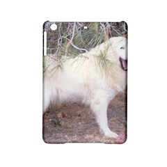 Great Pyrenees In Forest Ipad Mini 2 Hardshell Cases