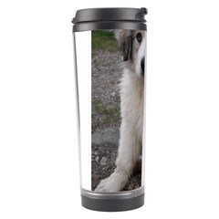 Great Pyrenees Puppy Travel Tumbler