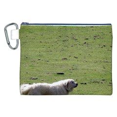 Great Pyrenees Working Canvas Cosmetic Bag (xxl)