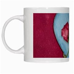 Love Concept Design White Mugs