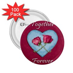 Love Concept Design 2 25  Buttons (100 Pack)