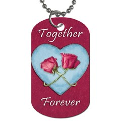 Love Concept Design Dog Tag (two Sides)