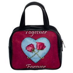 Love Concept Design Classic Handbags (2 Sides)