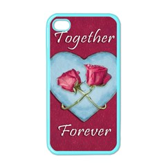 Love Concept Design Apple Iphone 4 Case (color)
