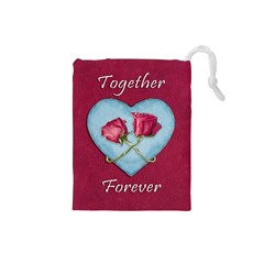 Love Concept Design Drawstring Pouches (small)