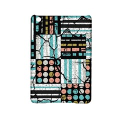 Distressed Pattern Ipad Mini 2 Hardshell Cases