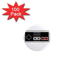 Video Game Controller 80s 1  Mini Magnets (100 Pack)