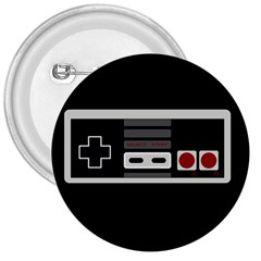 Video Game Controller 80s 3  Buttons