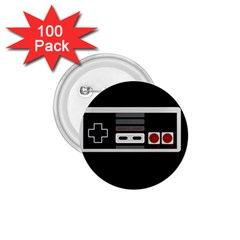 Video Game Controller 80s 1 75  Buttons (100 Pack)