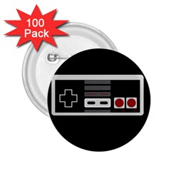 Video Game Controller 80s 2 25  Buttons (100 Pack)