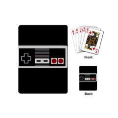Video Game Controller 80s Playing Cards (mini)