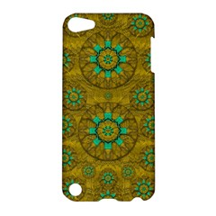 Sunshine And Flowers In Life Pop Art Apple Ipod Touch 5 Hardshell Case