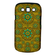 Sunshine And Flowers In Life Pop Art Samsung Galaxy S Iii Classic Hardshell Case (pc+silicone)