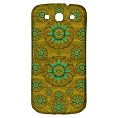 Sunshine And Flowers In Life Pop Art Samsung Galaxy S3 S Iii Classic Hardshell Back Case