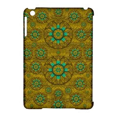 Sunshine And Flowers In Life Pop Art Apple Ipad Mini Hardshell Case (compatible With Smart Cover)