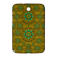 Sunshine And Flowers In Life Pop Art Samsung Galaxy Note 8 0 N5100 Hardshell Case