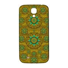 Sunshine And Flowers In Life Pop Art Samsung Galaxy S4 I9500/i9505  Hardshell Back Case