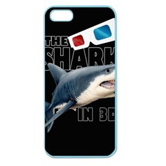 The Shark Movie Apple Seamless Iphone 5 Case (color)
