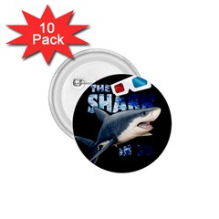 The Shark Movie 1 75  Buttons (10 Pack)