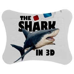 The Shark Movie Jigsaw Puzzle Photo Stand (bow)