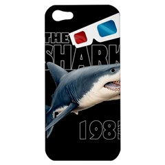 The Shark Movie Apple Iphone 5 Hardshell Case