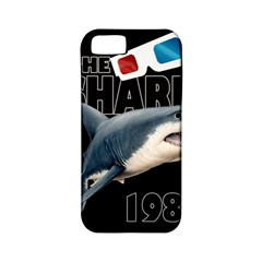 The Shark Movie Apple Iphone 5 Classic Hardshell Case (pc+silicone)