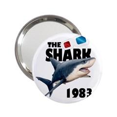 The Shark Movie 2 25  Handbag Mirrors