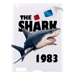 The Shark Movie Apple Ipad 3/4 Hardshell Case