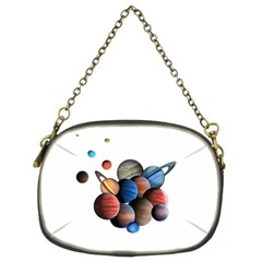 Planets  Chain Purses (two Sides)