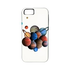 Planets  Apple Iphone 5 Classic Hardshell Case (pc+silicone)