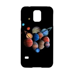 Planets  Samsung Galaxy S5 Hardshell Case