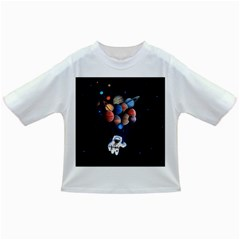 Planets  Infant/toddler T Shirts