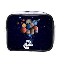 Planets  Mini Toiletries Bags