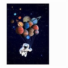 Planets  Small Garden Flag (two Sides)