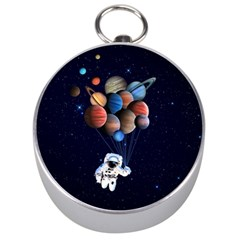 Planets  Silver Compasses