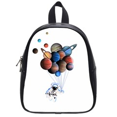 Planets  School Bag (small)