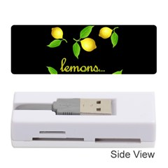 When Life Gives You Lemons Memory Card Reader (stick)