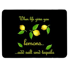 When Life Gives You Lemons Samsung Galaxy Tab 7  P1000 Flip Case