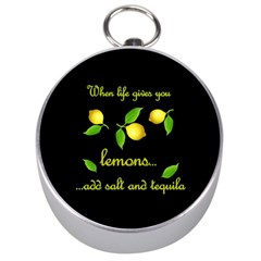 When Life Gives You Lemons Silver Compasses