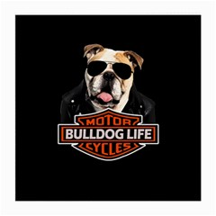Bulldog Biker Medium Glasses Cloth