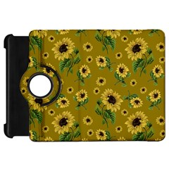 Sunflowers Pattern Kindle Fire Hd 7