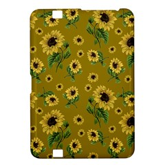 Sunflowers Pattern Kindle Fire Hd 8 9