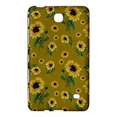 Sunflowers Pattern Samsung Galaxy Tab 4 (7 ) Hardshell Case
