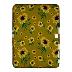 Sunflowers Pattern Samsung Galaxy Tab 4 (10 1 ) Hardshell Case