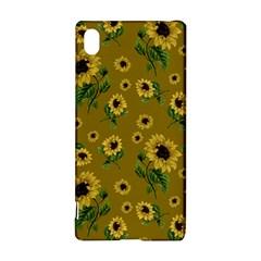 Sunflowers Pattern Sony Xperia Z3+